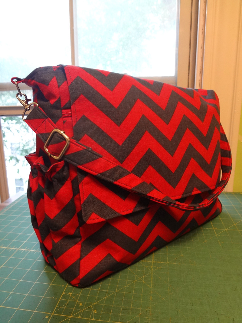 protoype diaper bag