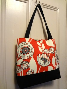 Two Tone Tote A